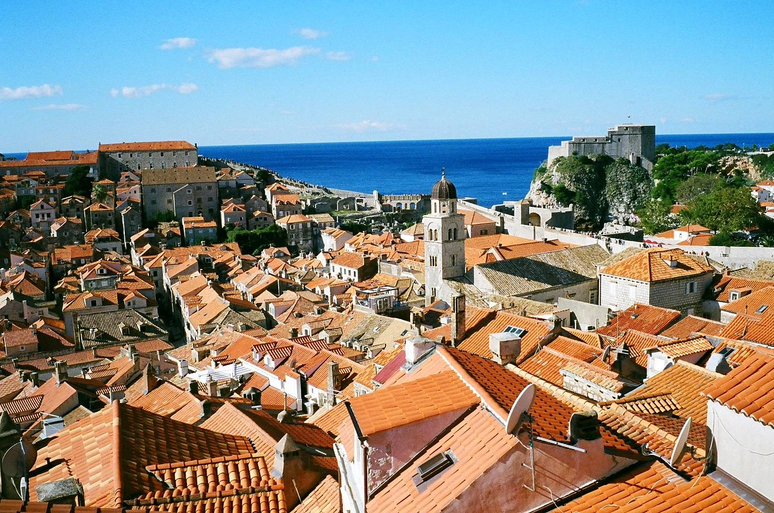 Croácia e Montenegro - Dubrovinik
