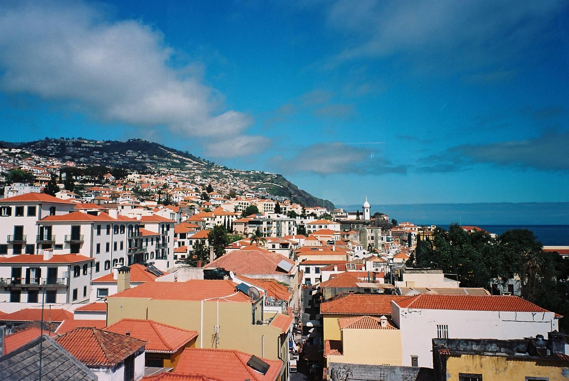 Os encantos da Ilha da Madeira - Funchal