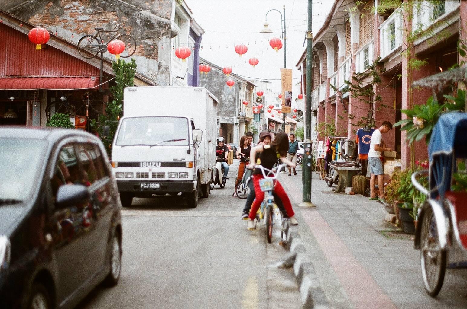 O melhor da Malásia - Georgetown, Penang