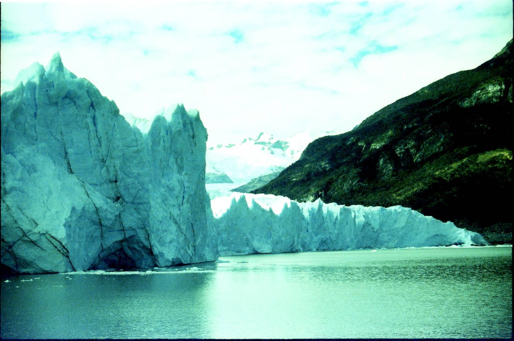 Patagônia e a Terra do Fogo - Glaciar Perito Moreno