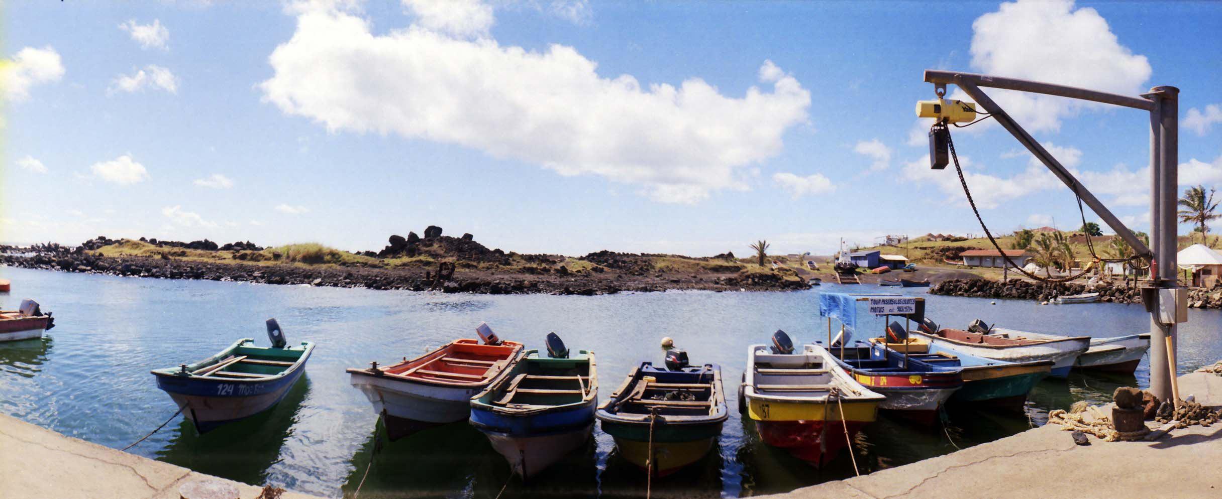 Hanga Roa, Ilha de Páscoa