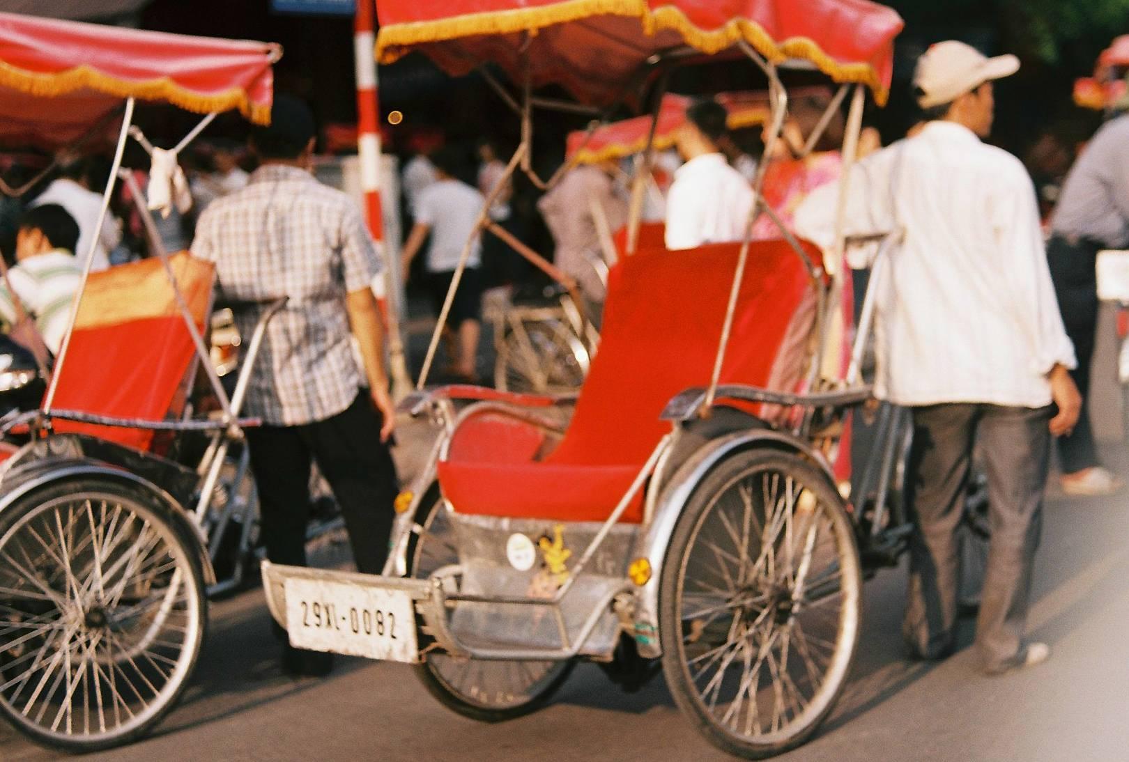 Tailândia e Vietnã - Hanoi