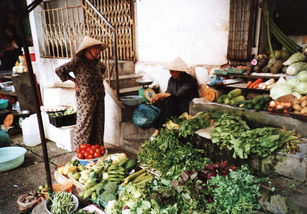 Tailândia e Vietnã - Ho Chi Minh