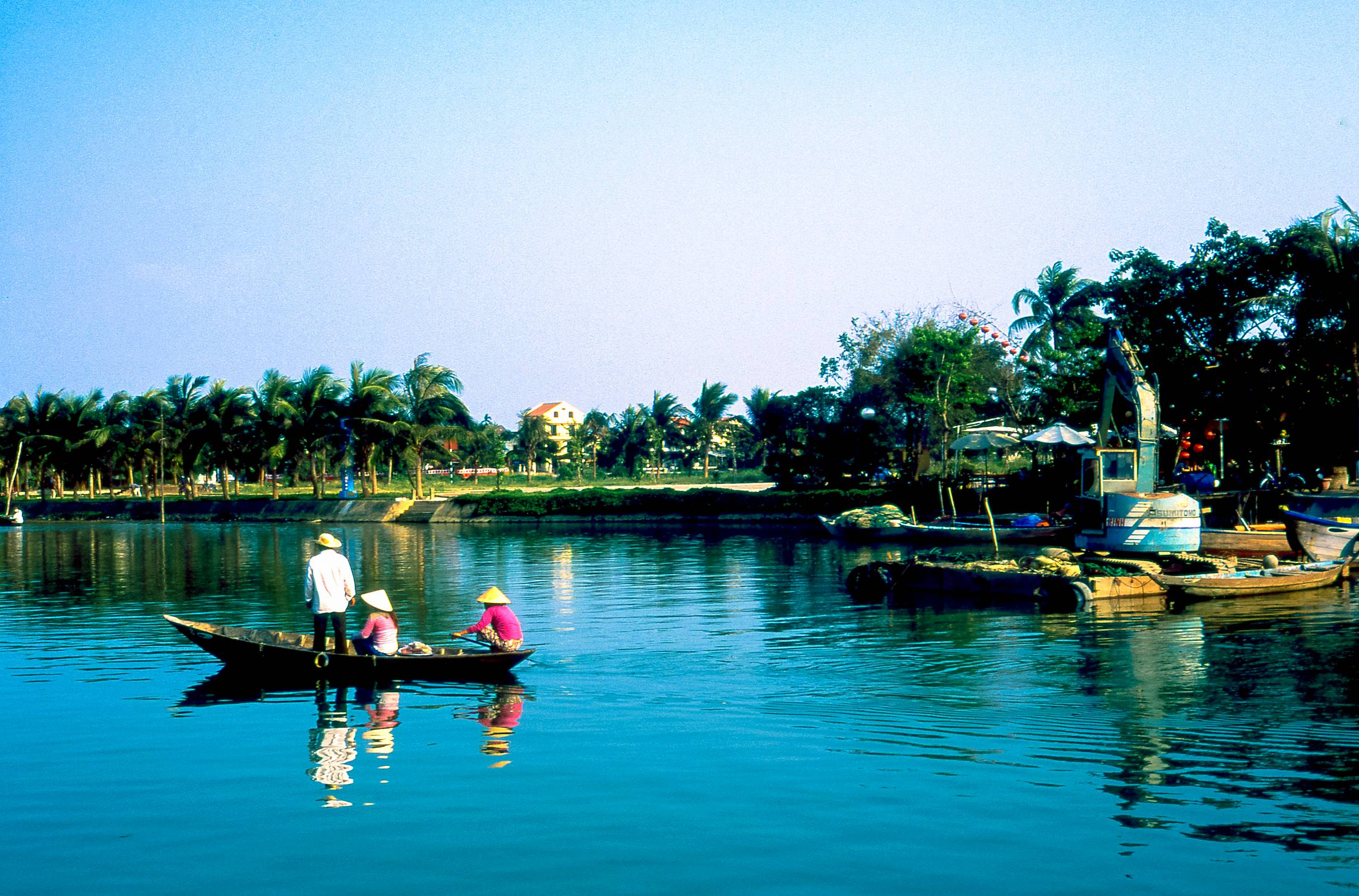 Vietnã, Laos e Camboja - Hoi An