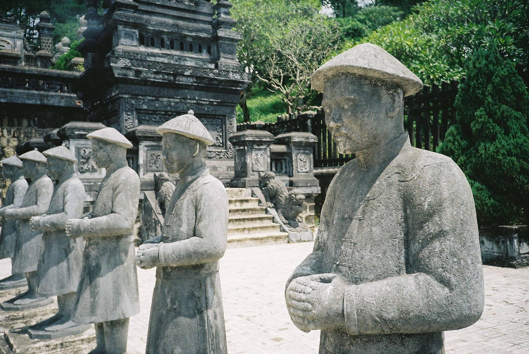 Tailândia e Vietnã - Hue
