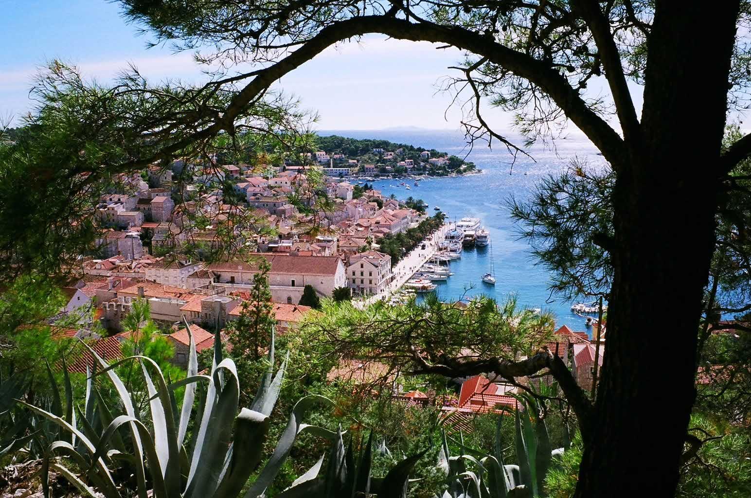 Croácia e Montenegro - Hvar