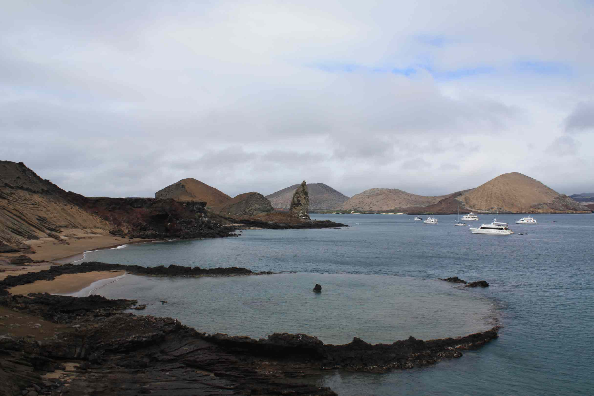 Galápagos: Ilhas do oeste