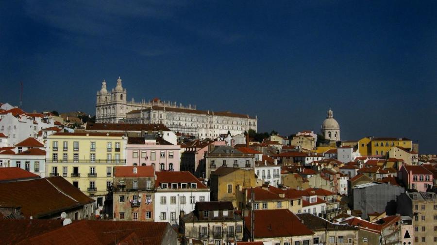 Portugal de norte a sul - Lisboa