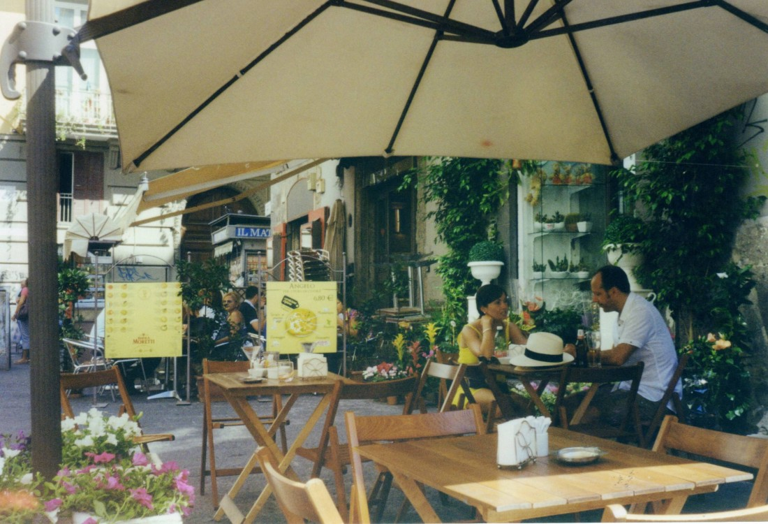 Arte e Gastronomia na Costa Amalfitana - Nápoles