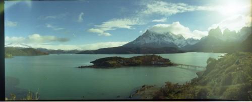 Patagônia chilena - Parque Nacional Torres del Paine