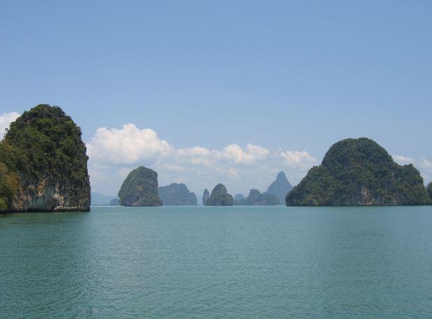 Tailândia de norte a sul - Phuket