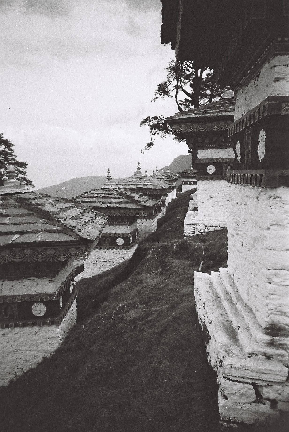 A beleza intocada do Butão - Punakha
