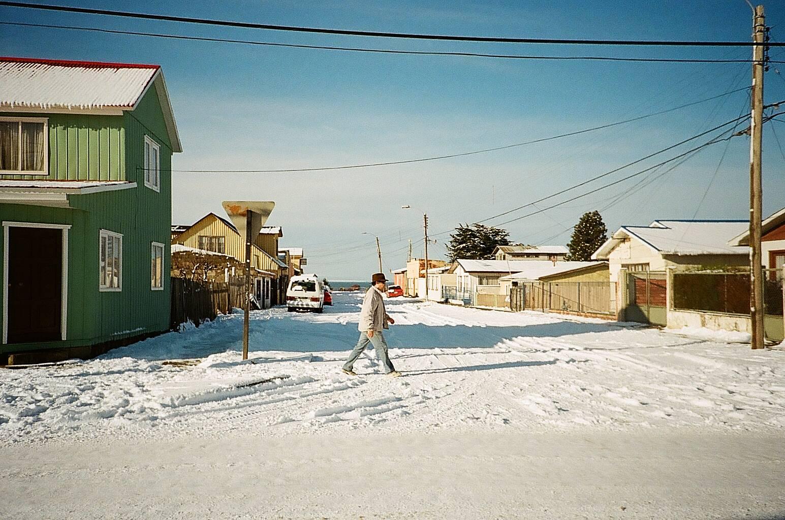 Patagônia chilena - Punta Arenas