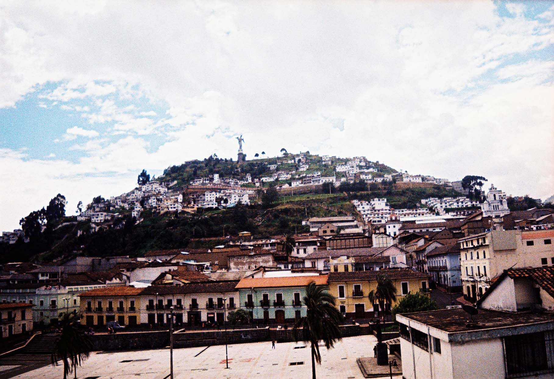 Quito e avenida dos vulcões - Quito