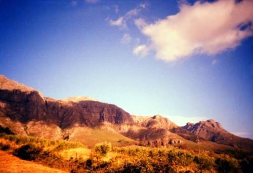 Paisagens da África do Sul