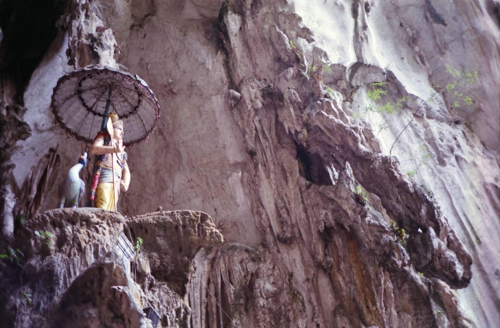 O melhor da Malásia - cavernas Batu, Kuala Lumpur
