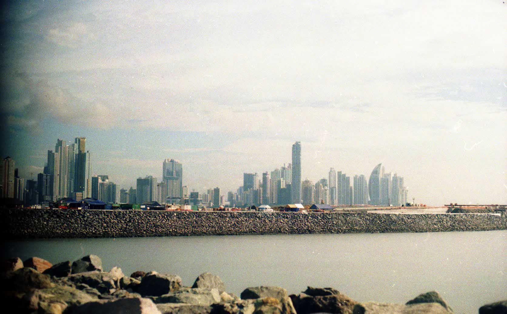 Colômbia e Panamá - cidade do Panamá
