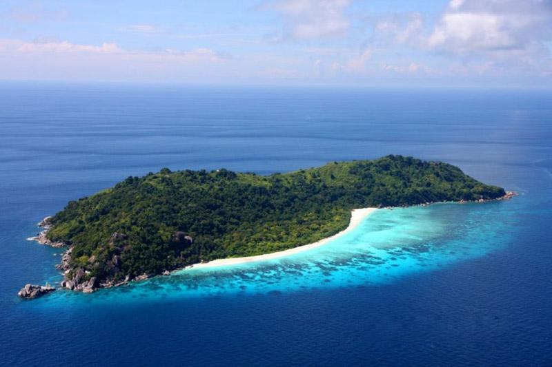 Tailândia fecha uma de suas ilhas para visitação