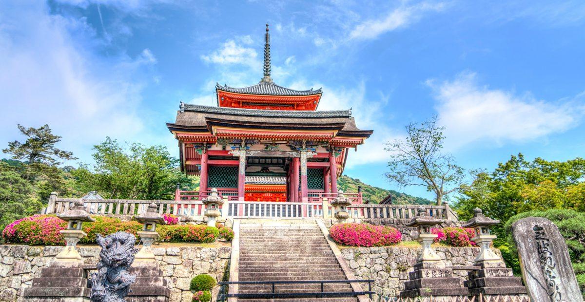 Tóquio, o casamento perfeito entre tradição e modernidade.
