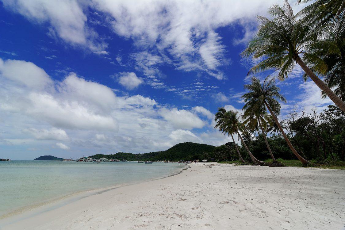 São Beach a jóia do Vietnã.